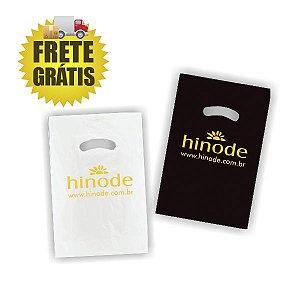 Sacolas de Plástico Hinode - Tamanho 20x30cm