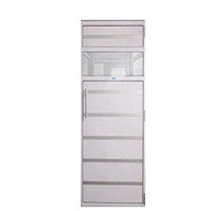 Porta Alumínio Branco 0,99 x 1,99 - Sodramar
