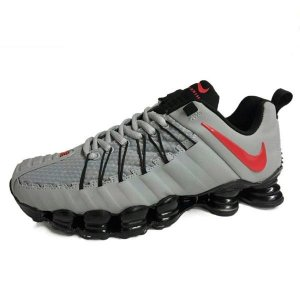 Nike Total Shox Cinza e preto