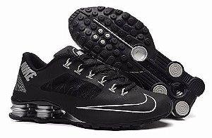 Nike Shox R4 Superfly Preto