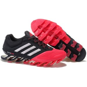 Adidas Springblade Drive preto e vermelho