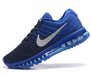 Tenis Nike Air Max 2017 Preto e Azul