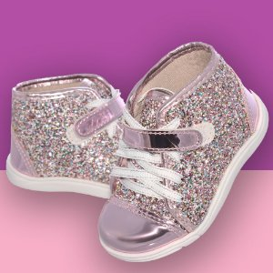 Tenis Infantil meninas Star Glitter