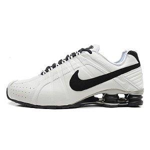 Nike Shox Junior Branco