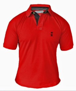Camisa Polo Sergio K Vermelha