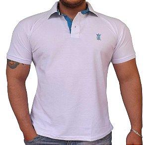 Camisa Polo Sergio K Branca