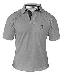 Camisa Polo Sergio K Cinza