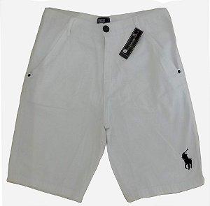 Bermuda Polo Ralph Lauren Branca