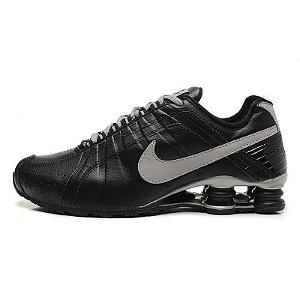 Nike Shox Junior Preto