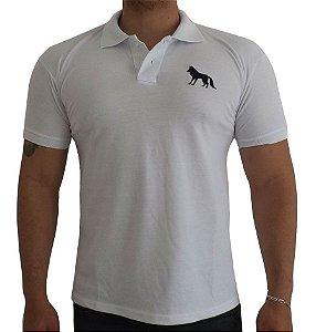Camisa Polo Acostamento branca