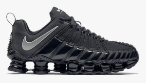 Nike Total Shox Preto