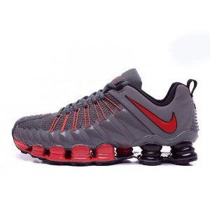 Nike Total Shox Chumbo e Vermelho