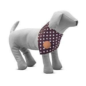 Bandana sustentável para cachorros