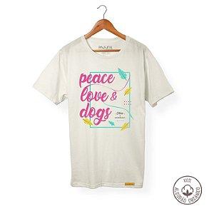 Camiseta Algodão Orgânico Olivia