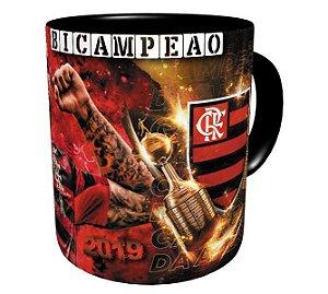 Caneca Flamengo Campeão Libertadores 2019