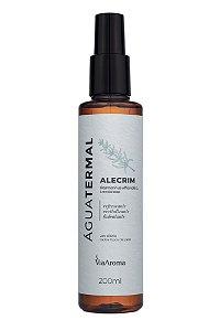Água Termal Com Óleo Essencial de Alecrim 200ml - Via Aroma