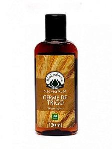 Óleo Vegetal Germe de Trigo 120 ml BioEssência
