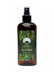 Hidrolato Natural de Alecrim 200ml BioEssência