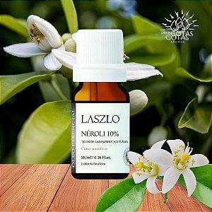 Óleo Essencial de Néroli 10% (Diluído) GT Tunísia - 10ml - Laszlo