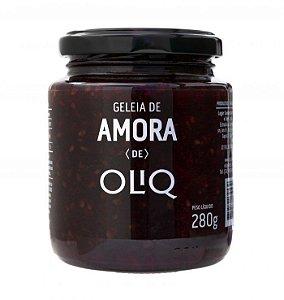 Geleia de Amora 280g - Oliq