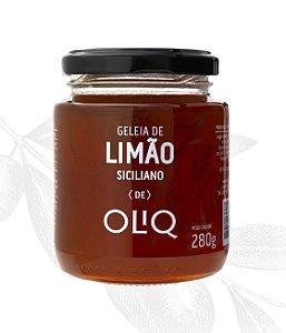 Geleia de Limão Siciliano 280g - Oliq