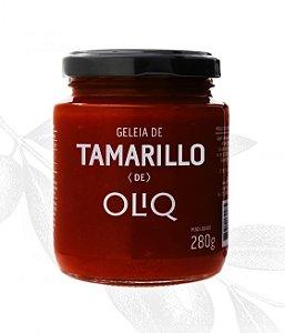 Geleia de Tamarillo 280g - Oliq