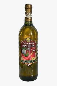 Cachaça com Pimenta Mexicana - Sabores da Canastra 750ml