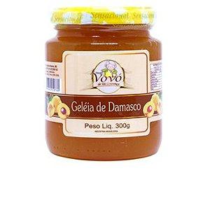 Geleia de Damasco - Doces da Vovó de São Lourenço 0,270kg