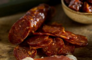 Linguiça tipo Chorizo Espanhol (Riojano) - Pirineus