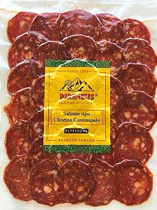 Salame tipo Chorizo Cantimpalo (Pepperone/Fatiado) - Pirineus - Validade (23/11/21)