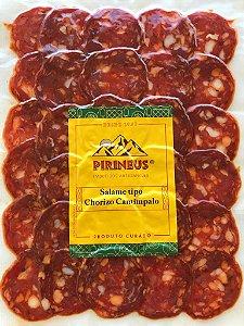 Salame tipo Chorizo Cantimpalo (Fatiado) - Pirineus - Validade (24/11/21)