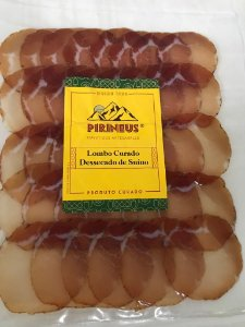 Lombo Curado (Fatiado) - Pirineus - Validade (24/11/21)