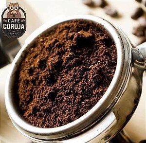 Café Arábica Especial Premium Torrado e Moído - Café Coruja 0,250kg
