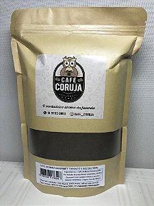 Café Arábica Gourmet Torrado e Moído - Café Coruja - 0,500kg