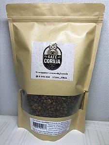 Café Arábica Gourmet Torrado em Grãos - Café Coruja 0,500kg