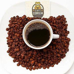 Café Arábica Especial Premium Torrado em Grãos - Café Coruja 0,250kg