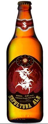 Cerveja Bamberg Sepultura ALE 600 ml