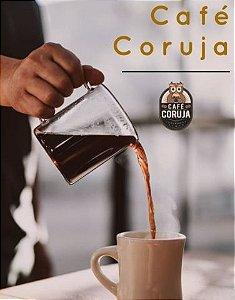 Café Arábica Gourmet Torrado e Moído - Café Coruja