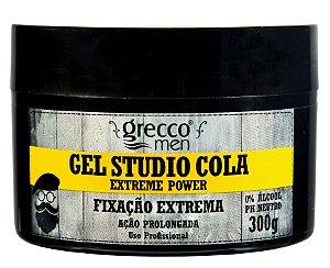 Gel Studio Cola Fixação Extrema - 300g