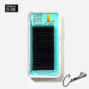 Cílios Camélia Mink 0.06mm long
