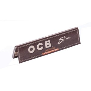 SEDA OCB BROWN SLIM KING SIZE UNIDADE