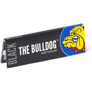 SEDA THE BULLDOG BLACK 1 1/4 UNIDADE