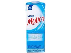 Leite UHT Desnatado Molico 1l