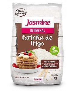 Farinha de Trigo Integral Jasmine 1kg