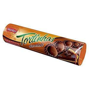 Biscoito Marilan Tortinhas Chocolate 160g