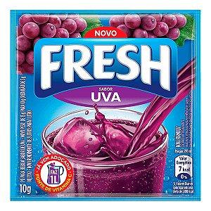 Refresco em pó Fresh Uva 10g
