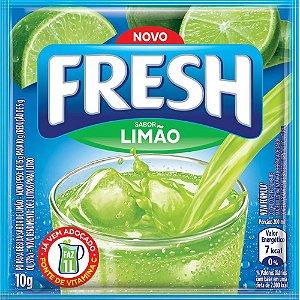 Refresco em pó Fresh Limão 10g