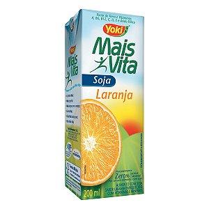 Suco Mais Vita Laranja 200ml