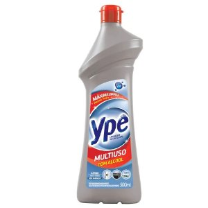 Limpeza Ypê com Álcool Multiuso 500ml