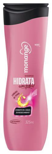 Shampoo Monange Hidrata com Poder 350ml